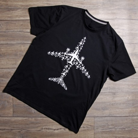 B PLANE tričko