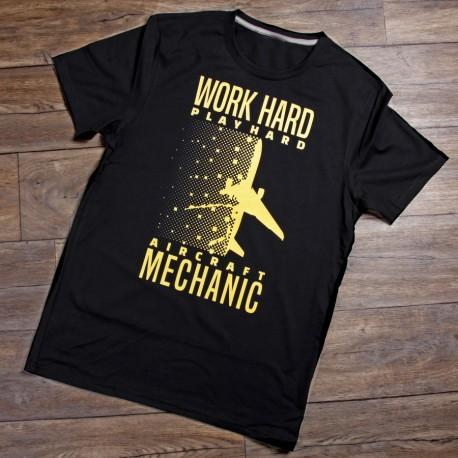 Tričko WORK HARD