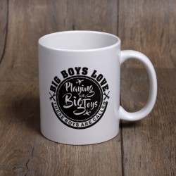 BIG BOYS Mug ceramic