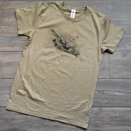 T-shirt B-24 Liberator