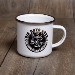 BIG BOYS Mug  metal